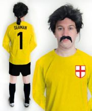 David Seaman England Football Fancy Dress Costume